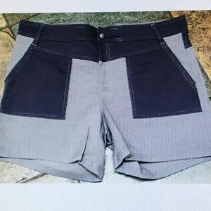 Prana Size 14 Kittle Shorts NWOT